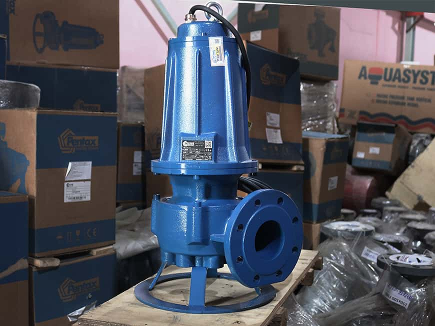 Drainage Pumps - Submersible Dirty Water Pumps From Anchor Pumps