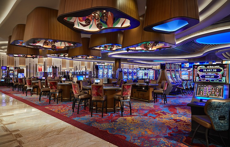 Finest USA Casinos For Online Slots
