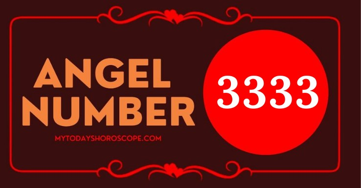 Angel Number 3333 - Meaning