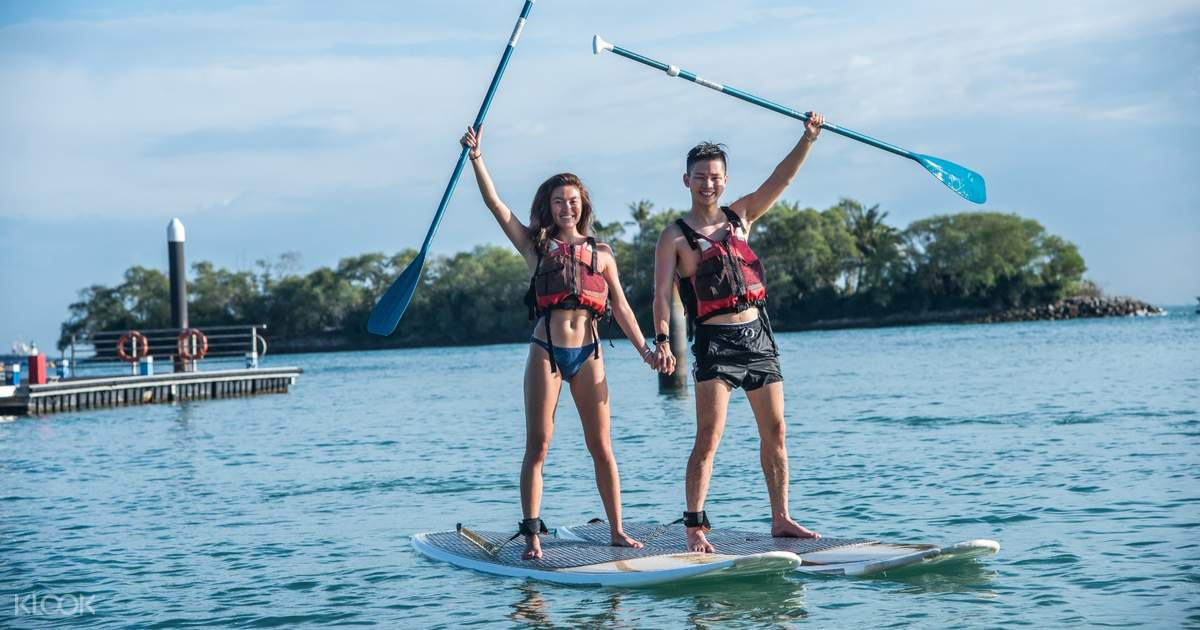Three Unimaginable Stand-up Paddle Board Maldives Transformations