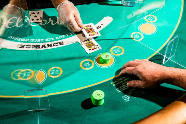 The Little-Known Keys To Casino