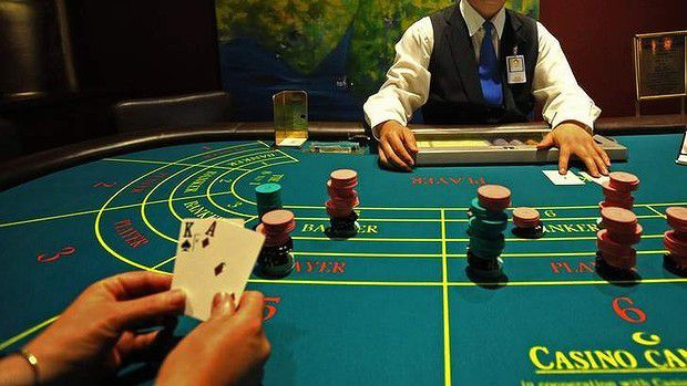 Four Things To Do Instantly About Online Casino
