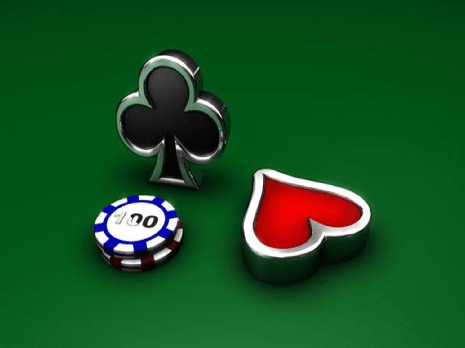 Here Are Four Casino Ways Everyone Believes