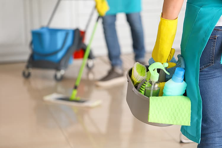 Employing a House Cleaning Company