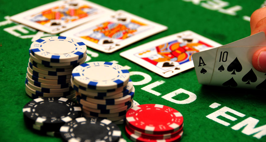 What's New About Casino?
