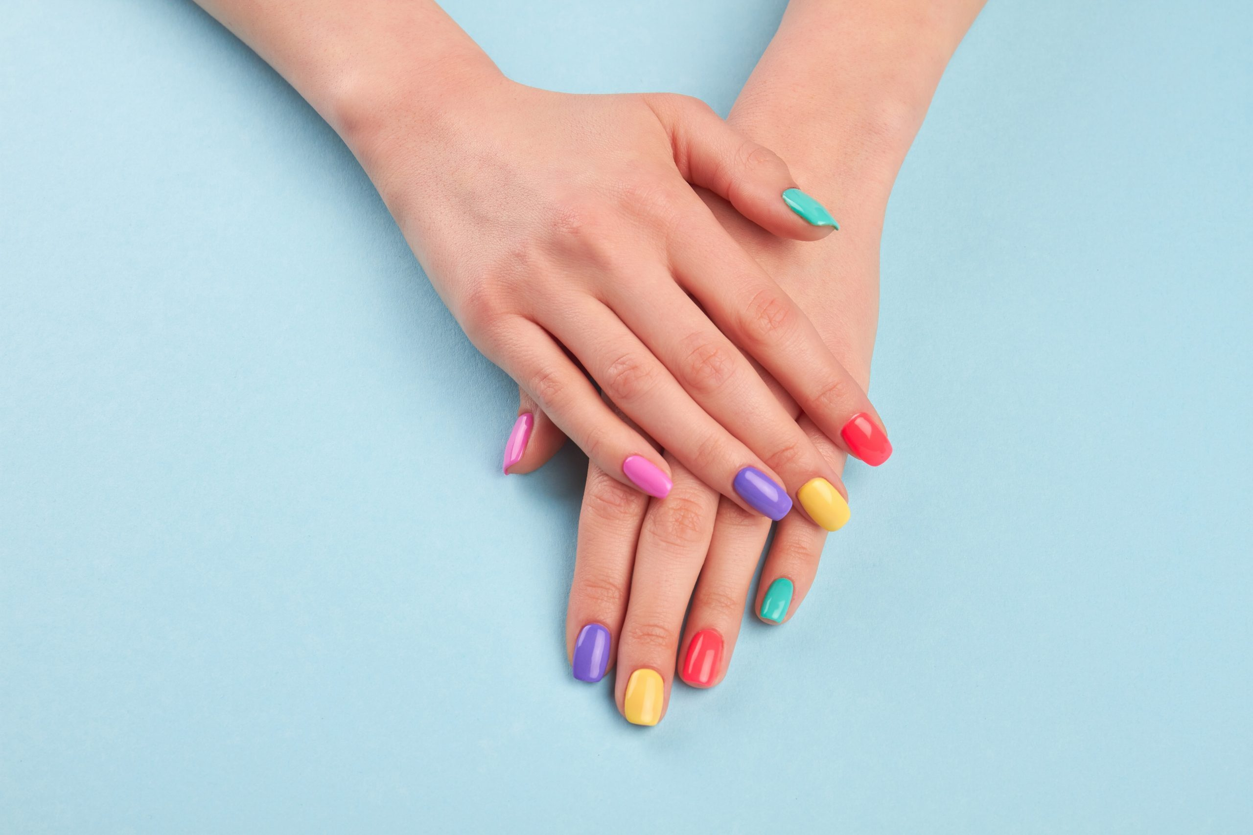 Strategies You Can Try Out For Gel Nail Art Polish